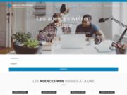 Les coordonnées des agences web en Suisse
