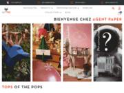 Agent Paper : Des décorations pour magasin made in breizh