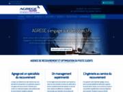 Agrège : experts en recouvrement et optimisation du poste client
