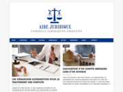Aide Juridique, site des informations juridiques