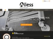 Ailess : travaux de plomberie à Bourgoin Jallieu