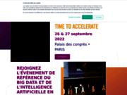 Site officiel de l'évènement AI Paris