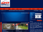 screenshot http://www.aipfp.fr agence immobiliere aipfp evry.