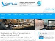 screenshot http://www.air-a.com air.a - film d'entreprise