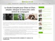 Site éducation chien et chat