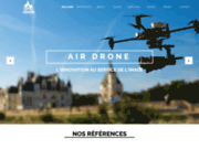 screenshot http://www.airdrone.fr airdrone