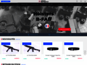 Airsoft Entrepot, fournisseur d'airsofts