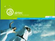 screenshot http://www.airtec.fr airtec - pompe a chaleur