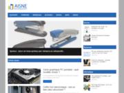 screenshot http://www.aisne-developpement.com aisne développement