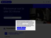 screenshot http://www.aisne.cci.fr/pages/accueil/accueil.php cci de l'aisne