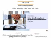 screenshot http://www.aisneco.com aisne economie