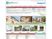 Aktifimmo portail d'annonces immobilières