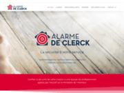 Alarme de Clerck à Charleroi et Namur : la sécurité de votre maison n'a pas de prix