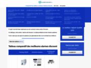 screenshot http://www.alarmes-discount.fr alarme discount