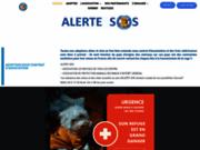 screenshot http://www.alertesos.com association alerte