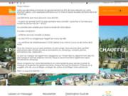 screenshot http://www.aletoiledor.com/ Camping Etoile d'or
