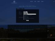 screenshot http://www.alexandra-lloyd.com/ location villa de luxe