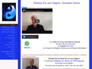 screenshot http://www.alexandre-simon.fr alexandre simon medium pur de haut niveau