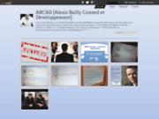 screenshot http://www.alexisbailly.net juriste d'affaires spécialisé en création d'entreprises.