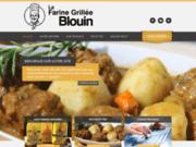 Farine grillée Blouin - farine grillée, farine de blé