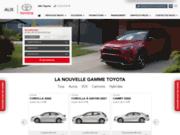Votre concessionnaire Toyota à Montréal  Alix Toyota