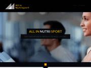 Vente en ligne de brûleur de graisse-All In Nutrisport