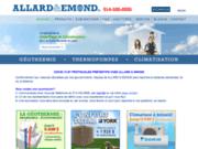 Air climatisé et thermopompe Montréal et Laval Allard et Emond