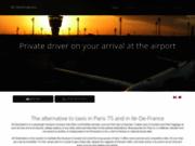 screenshot http://www.alldestinations.fr transport gare aéroport paris