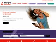 Allegro Musique - Cours de guitare et de musique
