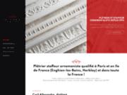 Plâtrerie : Allexandre à Sammeron 77