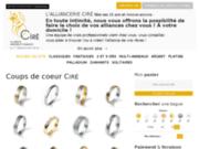 screenshot http://www.alliancescire.com/ alliance  diamant ciré