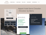 screenshot http://www.alliey.com hôtel Alliey