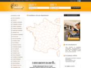 screenshot http://www.allo-climatisation.fr climatisation