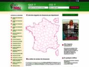 screenshot http://www.allo-magasin-chaussure.fr magasins de chaussures