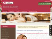 Allo-Massage Boulogne, salon de massage sur Boulogne Billancourt