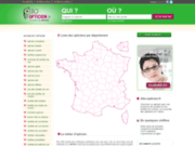 screenshot http://www.allo-opticien.fr opticien