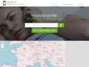 screenshot https://www.allo-pharmacie-garde.fr/ Allo-pharmacie-garde.fr
