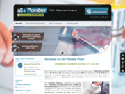 screenshot http://www.allo-plombier-plaisir.fr/ plombier à Plaisir