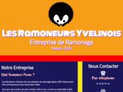 Ramonage, tubage de cheminée sur Paris Ile de France : Les Ramoneurs Yvelinois