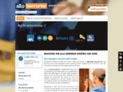 screenshot http://www.allo-serrurier-asnieres.fr/ serrurier à Asnières-sur-Seine