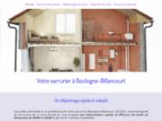 Vos travaux de serrurerie avec Allo-Serrurier Boulogne
