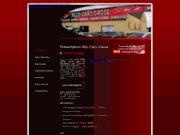 screenshot http://www.allocarscasse91.fr casse pièces détachées automobile dept 91