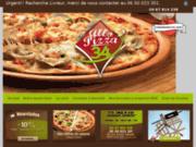 AlloPizza34 livraison de pizza sur Montpellier