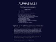 screenshot http://www.alphasim.com/home.seam?lang=fr alphasim hockey simulé