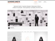 screenshot http://www.alphonsecarette.com alphonsecarette.com