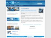 screenshot http://www.alposmose.com alp'osmose votre partenaire purification d'eau