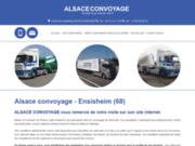 screenshot http://www.alsace-convoyage.com alsace convoyage