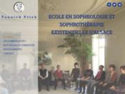 screenshot http://www.alsace-sophrologie-formation.com/presentation.php ecole de sophrologie existentielle