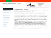 screenshot http://www.altipiano-referencement.com agence référencement internet lyon