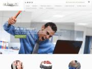 Depannage informatique a domicile, creation de site, formation, conseil